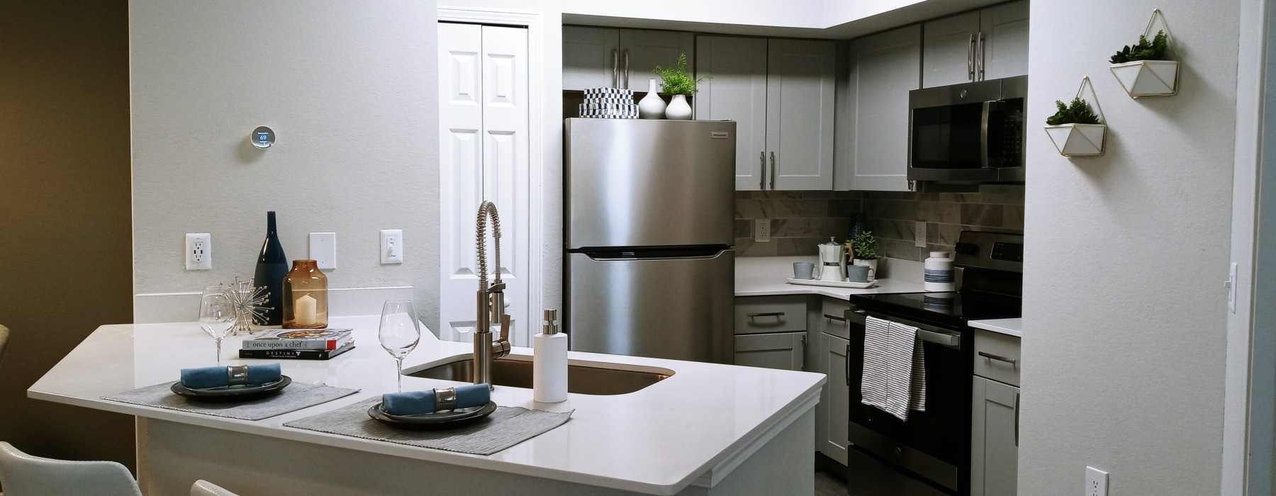 The Kensley Renovated Kitchen