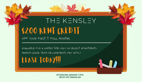 $200 off your first 3 full months of rent
